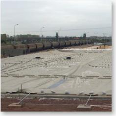 Cubiertas flotantes en balsas de agua residual - Biogás | JSF Hidráulica