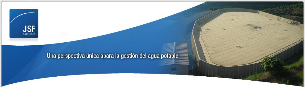 Cubrimiento de depósitos para la conservación del agua | JSF Hidráulica