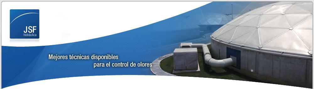Control de olores – Tratamiento de aguas residuales | JSF Hidráulica