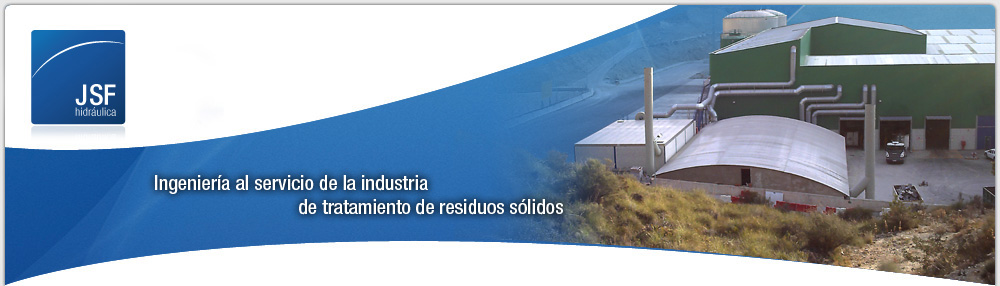 Gestión de residuos – Canalizar y extraer gases bajo tierra | JSF Hidráulica